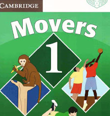 Cambridge YLE Movers 01
