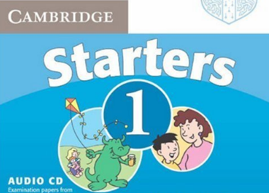 Cambridge YLE Starters 01