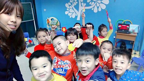 Học tiếng Anh sớm giúp trẻ đạt được kết quả tốt nhất