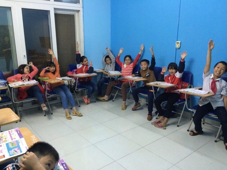 Học tiếng Anh giai đoạn từ 3 - 5 tuổi sẽ đem lại rất nhiều lợi ích cho trẻ nhỏ