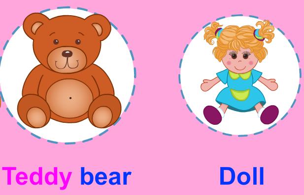 Dạy tiếng Anh cho trẻ em qua những bài hát chủ đề đồ chơi