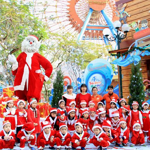 Vui giáng sinh cùng Dream Sky