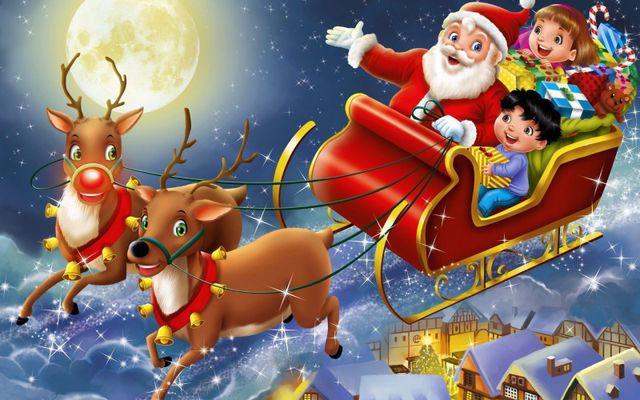 Những bí mật về ông già Noel?